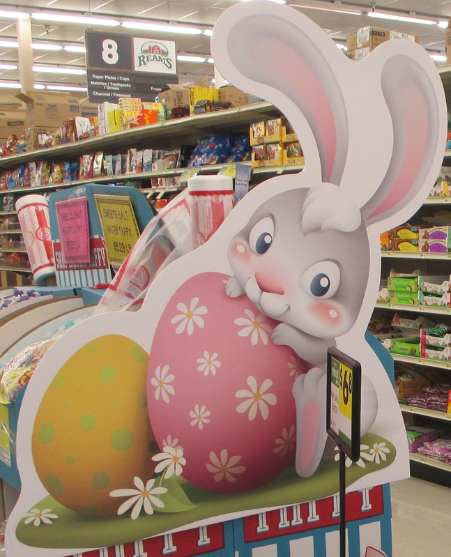 Hippity Hop, Easter is on it's way!