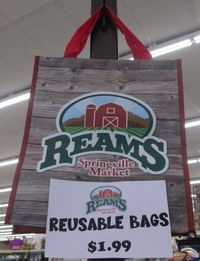 Reusable Bags are Here!